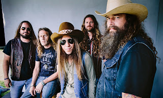 Blackberry Smoke - band