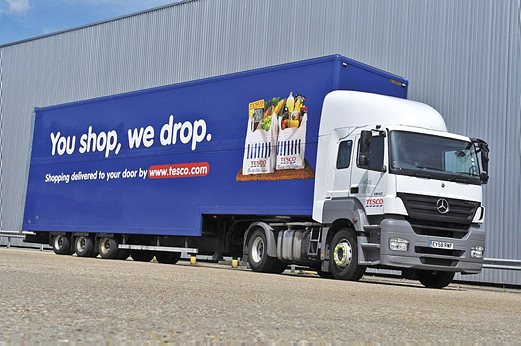 Tesco Require Class 1 Hgv Drivers In Dagenham Reading And