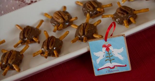 Catholic Cuisine Turtle Dove Chocolates