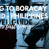How to get to Boracay alone and Best for first timers.