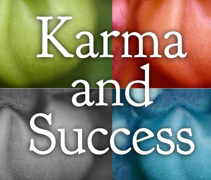 Karma in dating stories