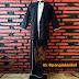 Setelan Kemeja Polos dan Celana Sarung Lukis Kujang SKC01