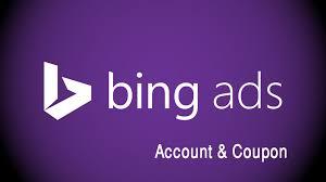 Free Bing Ads Coupons