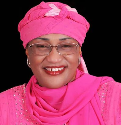 first female governor in nigeria
