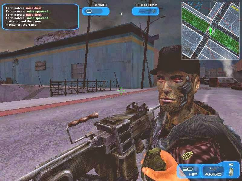 PC Game Terminator 3 War Of The Machines Free Download Full Version