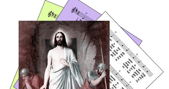 Catholic easter hymn planning guide 2013 array liturgytools net hymn suggestions easter saturday the easter rh liturgytools net fandeluxe