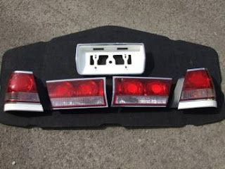 Athlete Tail Lights