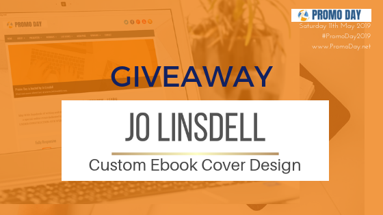 GIVEAWAY: Custom ebook Cover Design
