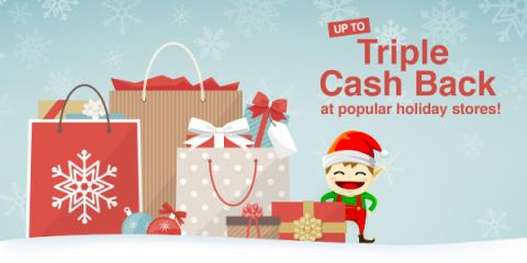Image: If you still have lots of holiday shopping to do, I recommend you check out Swagbucks Holiday Shopping Deals, where you can get cash back on your online purchases