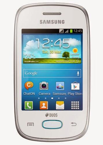 Samsung GALAXY Pocket Y Neo GT-S5312