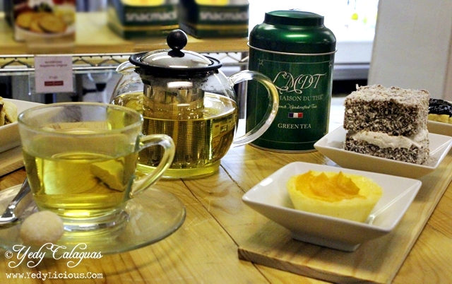High Tea Wednesdays at Wine Depot Featuring French Tea Brand, La ...