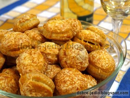 Klobásové koláčiky - recepty