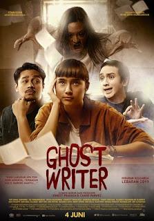 Horror Indonesia Terbaru Produksi Starvision Review Ghost Writer 2019 Bioskop