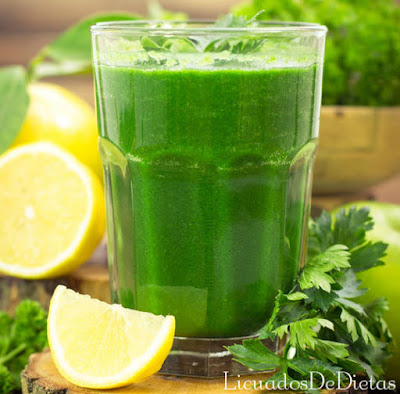 el limón y el pepino para depurar y desintoxicar el cuerpo y adelgazar rapido