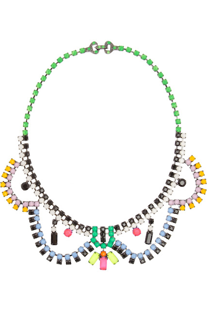 Tom Binns statement jewellery