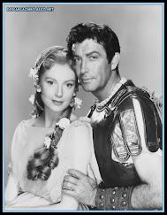 Deborah Kerr y Robert Taylor - Quo Vadis 1951