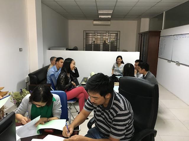 Ký hợp đồng công chứng làm sổ đỏ chung cư mini Minh Đại Lộc