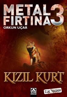 Kitap Yorumları, Metal Fırtına 4 – Turan, Orkun Uçar, Altın Kitaplar, Roman, Fantastik, Edebiyat,