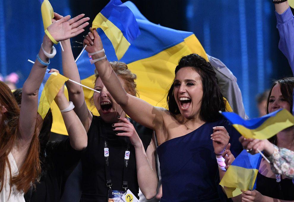 Susana Jamaladynova  Eurovision 2016