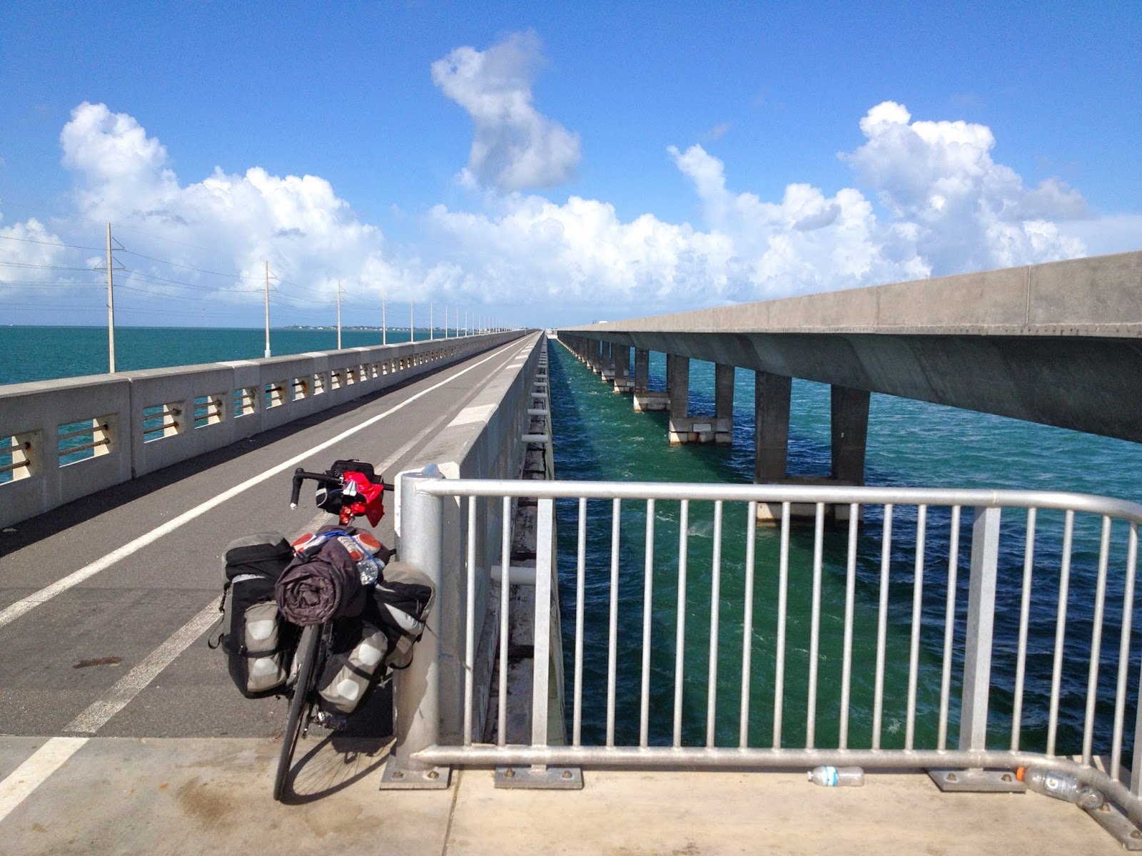My healing journey a bicycle tour to florida in the for Key west bike trails