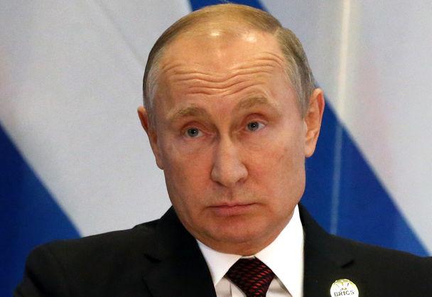 Путін вважає нелегітимними нові санкції США проти Росії