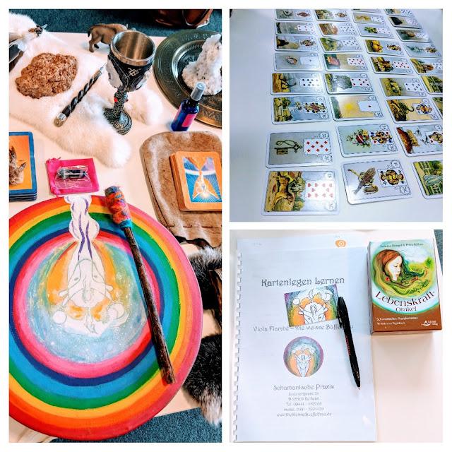Tarot Kartenlegen - Beratung und Seminare!