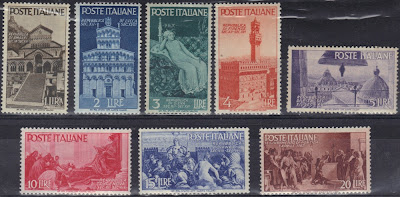 Italy - Stamps of 1946 -  Proclamation  of the Republic