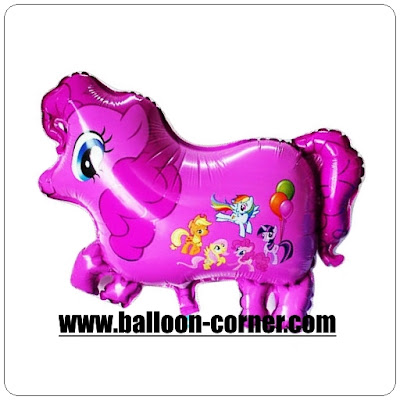 Balon Foil Karakter Little Pony