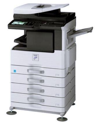 Sharp AR-M350/AR-M450 Printer PCL5e Driver