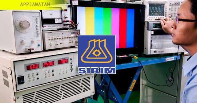 Jawatan Kosong di SIRIM QAS International Sdn. Bhd