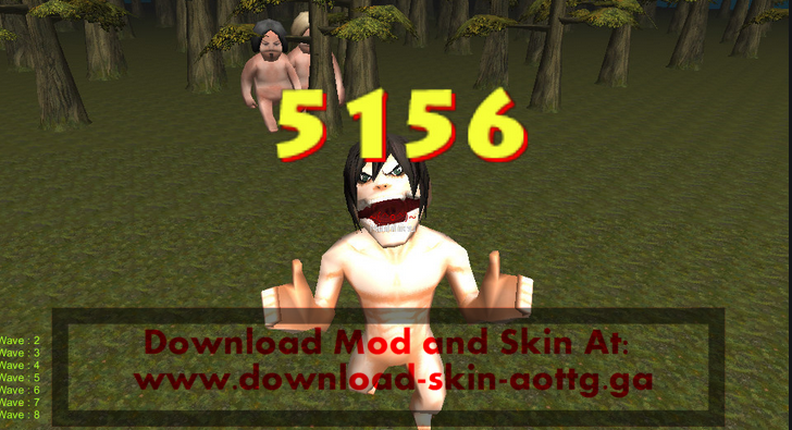 Download Remus Mod | Official AOTTG