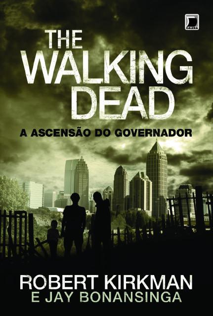News: Divulgada capa de 'A Ascensao do Governador'. 19
