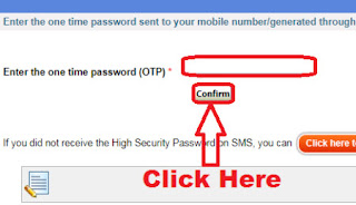 how to reset sbi internet banking login password