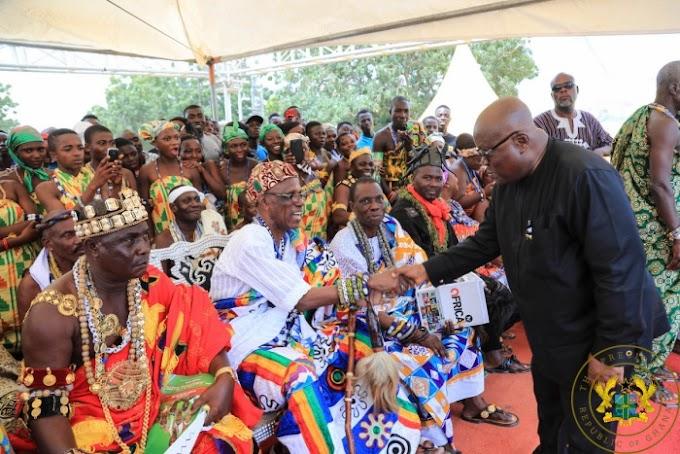 """We Will Bring Progress & Prosperity To Ghana"" – President Akufo-Addo"