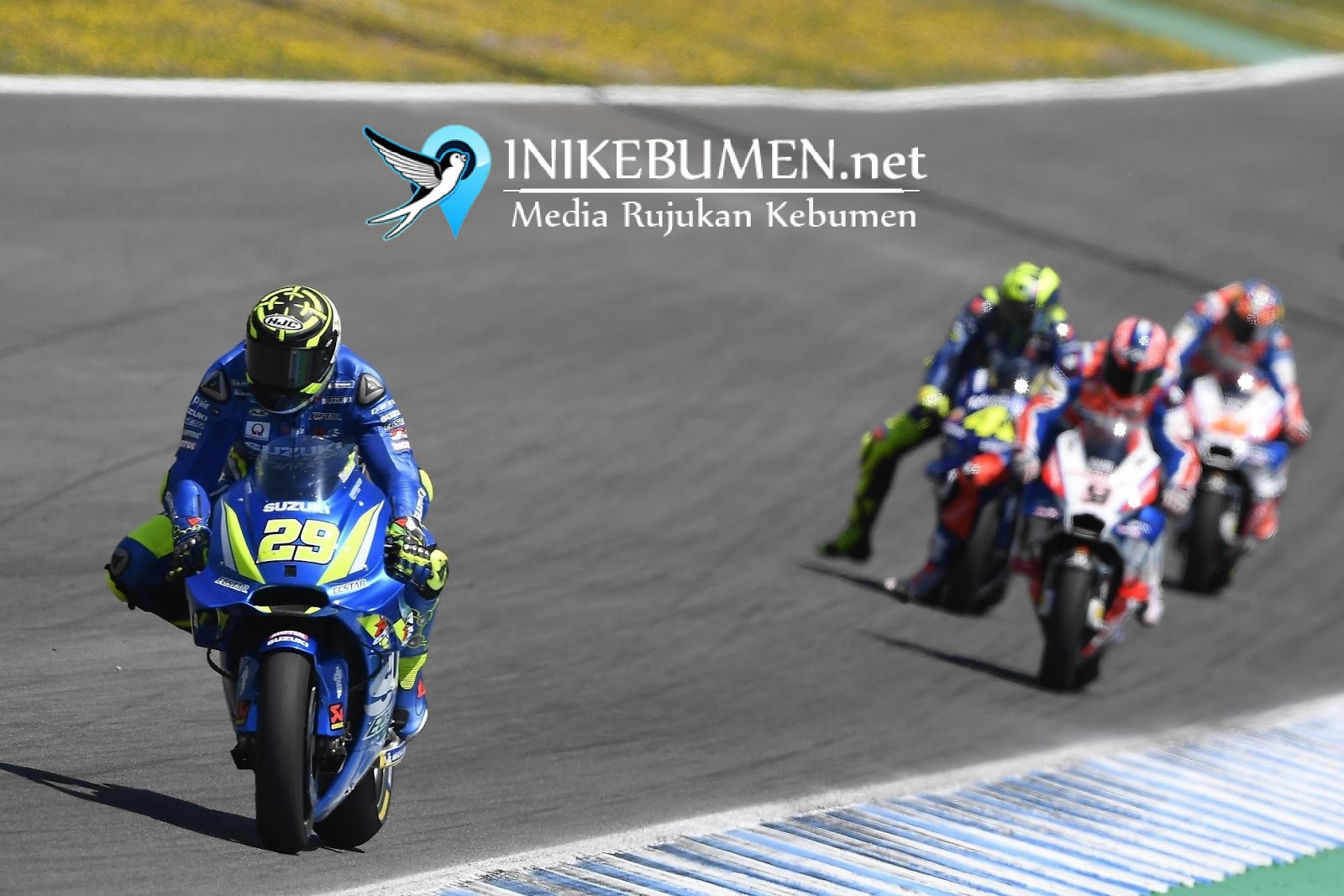 Program Suzuki Ready To MotoGP, Suzuki Buka Kembali Kesempatan Nonton MotoGP di Sepang