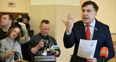 Саакашвили депортирован в Польшу