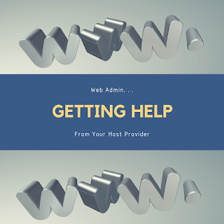 How a web admin can get quality support from web host provider