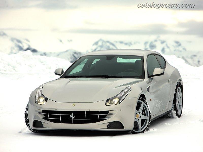 صور سيارة فيرارى FF سلفر 2013 - اجمل خلفيات صور عربية فيرارى FF سلفر 2013 - Ferrari FF Silver Photos Ferrari-FF-Silver-2012-01.jpg