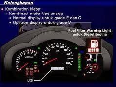 TOYOTA HOME SERVICE: Reset Fuel Filter Warning Lamp lights