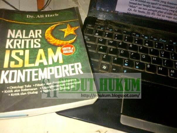 [Tokoh] Biografi Dan Karya Ali Harb