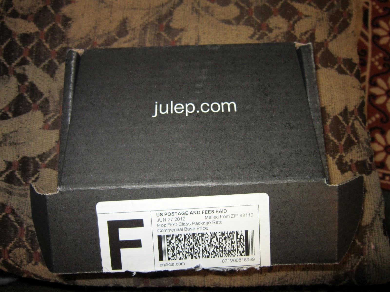 e4645f1616eb6c Pretty Pretty Product Reviews  July Julep Maven Box! Boho Glam