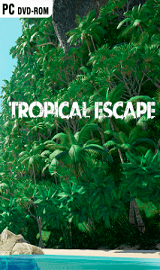 Tropical Escape PC Cover - Tropical Escape-CODEX