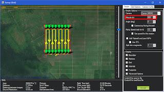 3 pertimbangan utama dalam menentukan ketinggian misi penerbangan drone