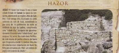 biblia de estudo arqueológica