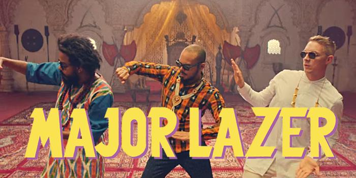 Major Lazer(メジャーレイザー)の人気曲や有名ヒット曲のおすすめを徹底紹介