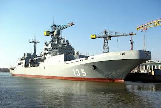 Kapal Perang Pyort Morgunov Rusia