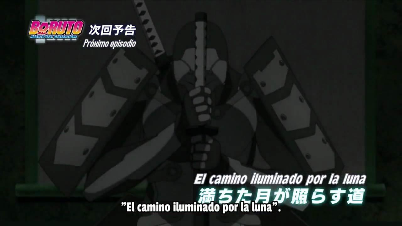 Boruto: Naruto Next Generations Capítulo 39 Sub Español