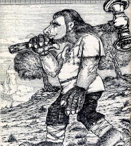 El Hombre Oso Ancash Perú
