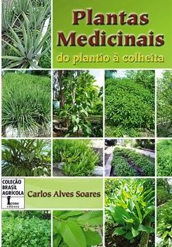 Livro- Plantas Medicinais - Carlos Alves Soares1