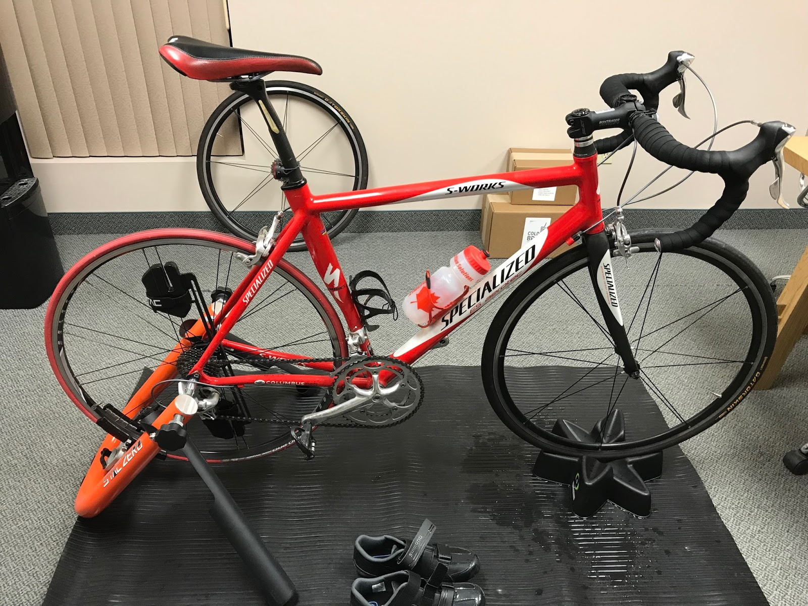 Infinit Nutrition Canada Blog: STAC Zero Bike Trainer - Quiet and